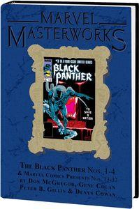[Marvel Masterworks: Black Panther: Volume 3 (DM Variant Edition 303 Hardcover) (Product Image)]