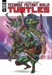 [Teenage Mutant Ninja Turtles: Ongoing #109 (Chavez Variant) (Product Image)]