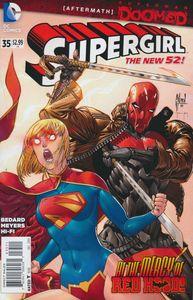 [Supergirl #35 (Doomed) (Product Image)]