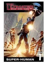 [Ultimates: Volume 1: Super-Human (Product Image)]