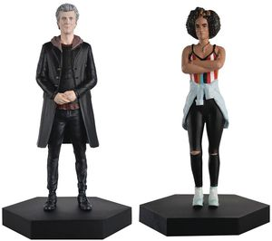 [Doctor Who Figurine Collection: Companion Set #4: Twelth Doctor & Bill Potts (Product Image)]
