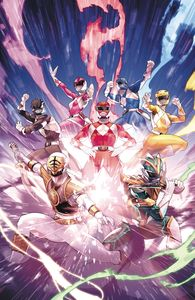 [Mighty Morphin Power Rangers #55 (Cover A Main) (Product Image)]