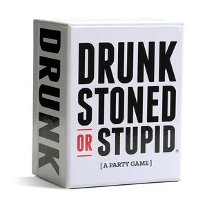 [Drunk Stoned Or Stupid: Card Game (Product Image)]