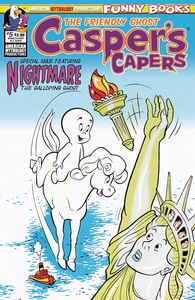 [Casper's Capers #5 (Main Cover) (Product Image)]