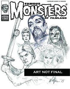 [Famous Monsters Of Filmland #283 (Product Image)]