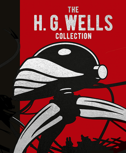 [The H.G. Wells Collection (Arcturus Gilded Classics Hardcover) (Product Image)]