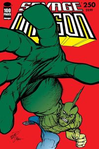 [Savage Dragon #250 (Larsen & Ottley Variant) (Product Image)]