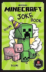 [Minecraft: Joke Book (Product Image)]