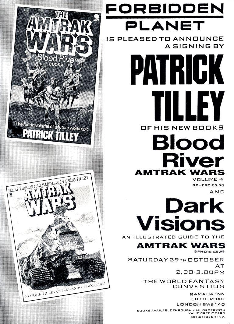 Patrick Tilley