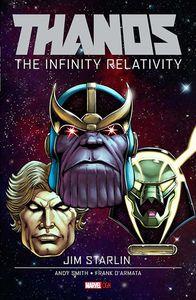 [Thanos: Infinity Relativity (Hardcover) (Product Image)]