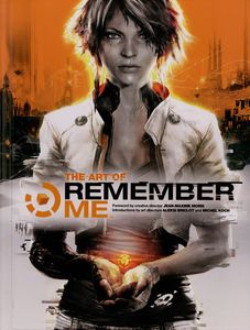 [Art Of Remember Me (Hardcover) (Product Image)]