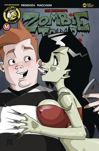 [Zombie Tramp: Ongoing #48 (Cover E Mendoza) (Product Image)]