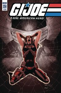 [GI Joe: A Real American Hero #250 (Cover A Diaz) (Product Image)]