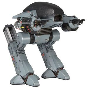 [Robocop: Figure With Sound: ED-209 (Product Image)]