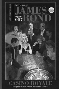 [James Bond: Casino Royale: Signed & Remarked Edition (Hardcover) (Product Image)]
