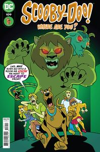 [Scooby Doo: Where Are You #109 (Product Image)]