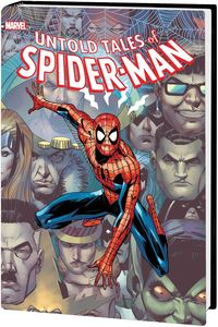 [Untold Tales: Spider-Man: Omnibus (Villains DM Variant New Printing Hardcover) (Product Image)]