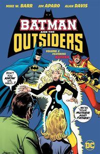 [Batman & The Outsiders: Volume 2 (Hardcover) (Product Image)]