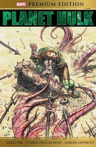 [Marvel Premium Edition: Planet Hulk (Hardcover) (Product Image)]