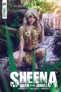 [Sheena #1 (Cover E Cosplay) (Product Image)]