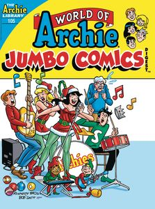 [World Of Archie: Jumbo Comics Digest #105 (Product Image)]