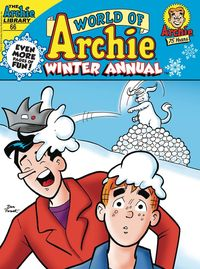 [The cover for World Of Archie: Winter Annual Digest #66]