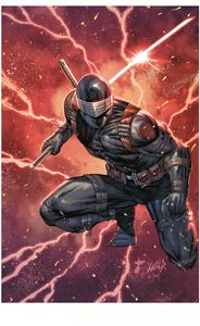 [Snake Eyes: Deadgame #5 (Cover A Liefeld) (Product Image)]
