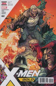 [X-Men: Gold #2 (Product Image)]