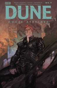 [Dune: House Atreides #9 (Cover A Cagle) (Product Image)]