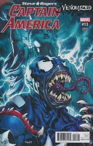 [Captain America: Steve Rogers #13 (Raney Venomized Variant) (Product Image)]