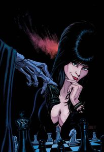 [Elvira: Mistress Of Dark #6 (Cermak Virgin Variant) (Product Image)]