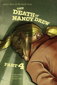 [Nancy Drew & Hardy Boys: Death Of Nancy Drew #4 (Cover A Eisma) (Product Image)]