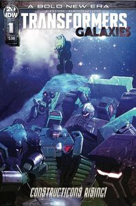 [Transformers: Galaxies #1 (Cover A Ramondelli) (Product Image)]