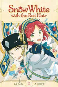 [Snow White With The Red Hair: Volume 11 (Product Image)]