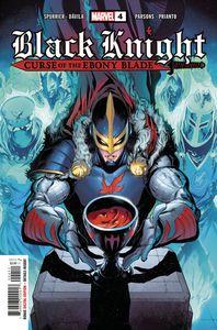 [Black Knight: Curse Ebony Blade #4 (Product Image)]