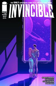 [Invincible #117 (Product Image)]