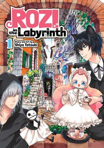 [Rozi In Labyrinth: Volume 1 (Product Image)]