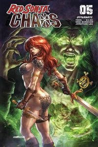 [Red Sonja: Age Of Chaos #5 (Cover B Quah) (Product Image)]