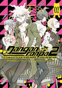[Danganronpa 2: Volume 2: Ultimate Luck & Hope & Despair (Product Image)]