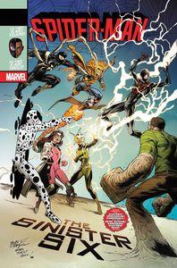 [Spider-Man #234 (Bagley Lenticular Homage Variant) (Legacy) (Product Image)]