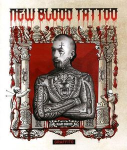 [New Blood Tattoo: Flash, Inspiration & Art Reinvented (Hardcover) (Product Image)]