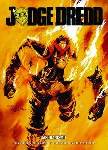 [2000AD: Judge Dredd: Mechanismo (Product Image)]