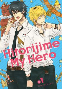 [Hitorijime My Hero: Volume 1 (Product Image)]