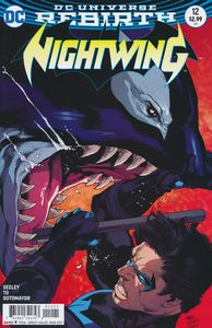[Nightwing #12 (Variant Edition) (Product Image)]