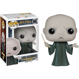 [Harry Potter: Pop! Vinyl Figures: Voldemort (Product Image)]