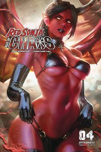 [Red Sonja: Age Of Chaos #4 (Cover D Chew) (Product Image)]