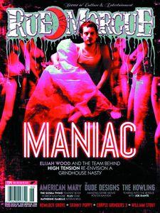 [Rue Morgue Magazine #144 (Product Image)]