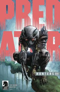[Predator: Hunters III #3 (Cover A Thies) (Product Image)]
