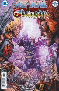 [He-Man/Thundercats #6 (Product Image)]