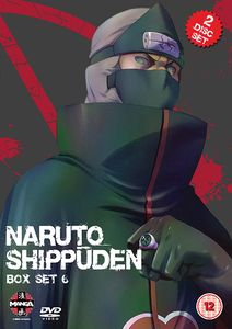 [Naruto Shippuden: Box Set 6 (Product Image)]